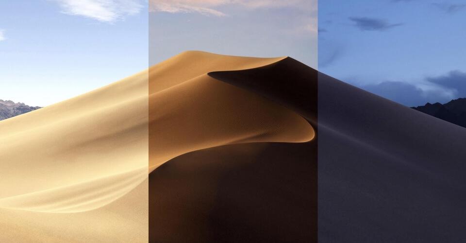 Como Utilizar El Dynamic Desktop De Os X Mojave En Linux Y
